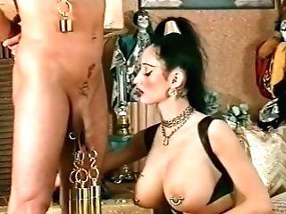 Crazy Homemade Piercing, Female Domination Xxx Clip