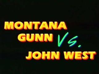 Montana Gunn Hookup Fights 1