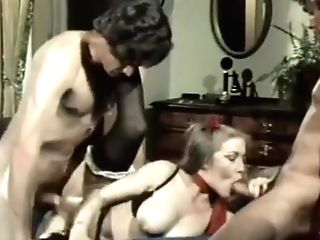 Crazy Retro Lovemaking Clip From The Golden Period