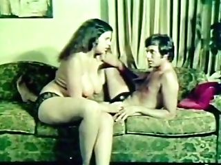 Best Retro Scene With Tricia Opal And Jerry Butler