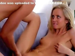 Cecilia Fucked Hard On Sofa