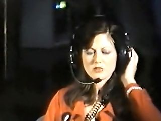 Starship Eros (1979) Old School Starlet Trek Parody Starfleet All Girl Honeys Orgy
