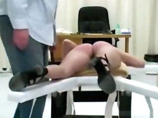 Finestspanking - Amazing Booty Spanking