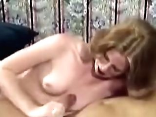 Petite Antique Ginger-haired Teenage