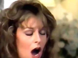 Cougar Fucks Two Dudes In Classical Pornography - Golden Age Media