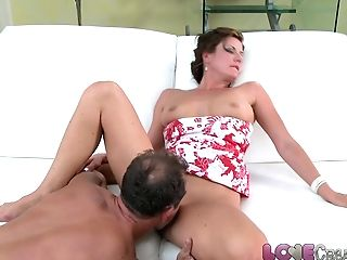 Love Internal Ejaculation: Hot Mom Gets The Fuck Of Her Life And Numerous Orgasms
