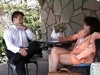 Ideal Brown-haired Whore Is Seduced