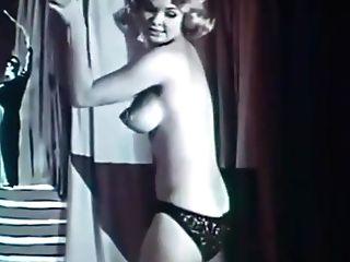 Canfy Barr - Burlesque Dance - 1964
