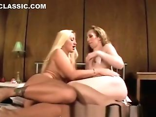 Super-naughty T-chick Gets Slammed Indeed Hard With A Fat Belt Dick