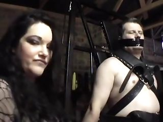 Extreme Snot Female Domination