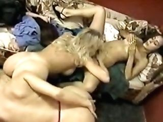 Crazy Girly-girl Antique Movie With Kylie Ireland And Marc Wallace