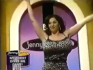 Crank Of Nature 90s Jenny Jones Huge-boobed Strippers Music Flick